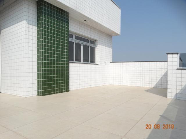 Cobertura 03 quartos c/ suíte 02 vgs jardim industrial - contagem mg - Foto 19