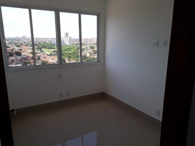 Apartamento 2 Qtos com suite no Terra Mundi Jd América só 239 Mil Nascente andar alto - Foto 8
