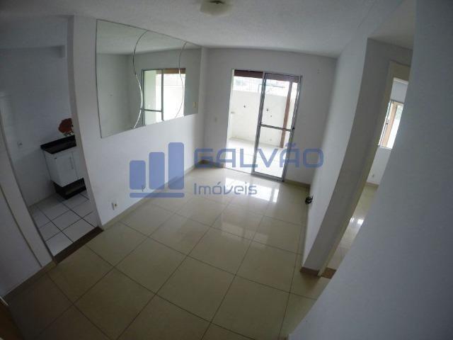 JG. Apartamento de 2 quartos com quintal em Colina de Laranjeiras - Foto 2