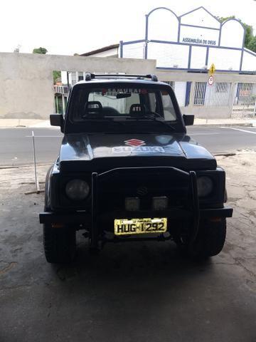 Vendo jeep samurai 4x4 - Foto 6