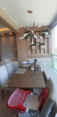 """Lindo apartamento no """"cond. reserva renascença """" - Foto 2"""