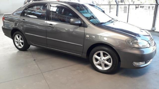 Toyota corolla xei 1.8 2º dono+revisões na concessonária+manual e chave reserva - Foto 3