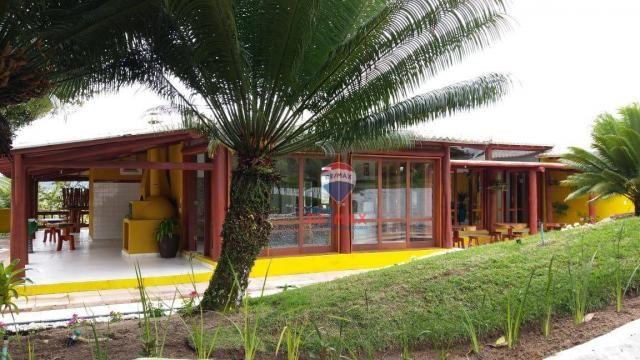 Re/max aluga para temporada casa térreo localizado no distrito de vale verde. - Foto 2