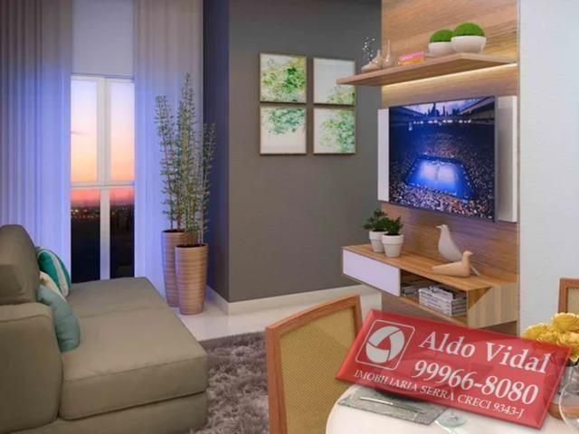 ARV109- Apartamento 2 Q + 1 Múltiplo Uso no Vista do Horizonte, J.Limoeiro , Serra E.S - Foto 7
