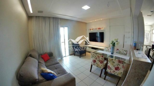 BN- Apartamento porteira fechada 3Qts- com suíte no Itaúna Aldeia Paque - Foto 2