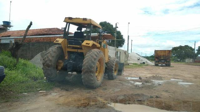 Trator walmet 4x4 motor MWM 6.CIL - Foto 3
