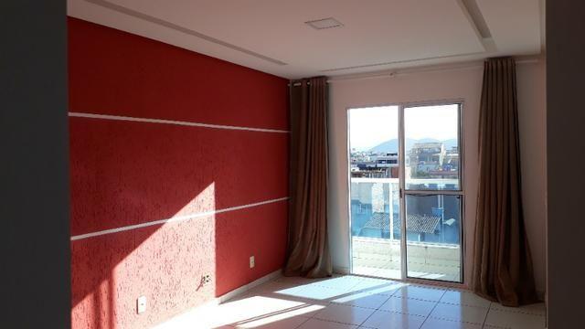 Excelente apt 2 qts com suite, closet e vg em Campo Grande
