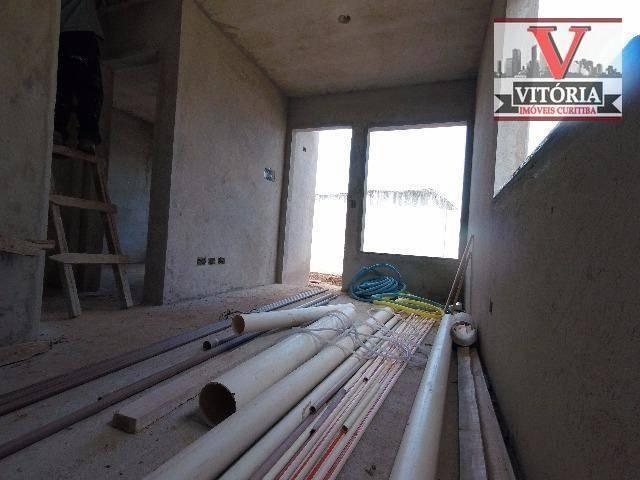 Casa com 2 dormitórios à venda - alto boqueirão - curitiba/pr - Foto 9