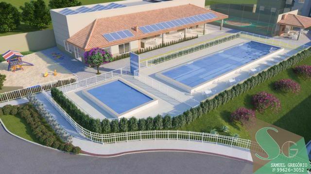 SAM - 107 - Apartamento 2 quartos + 1 espaço multiuso 50m² na Serra - ES - Foto 2