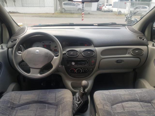 Renault - Scenic 1.6 Rxe - Repasse - Financio 100% - Foto 6