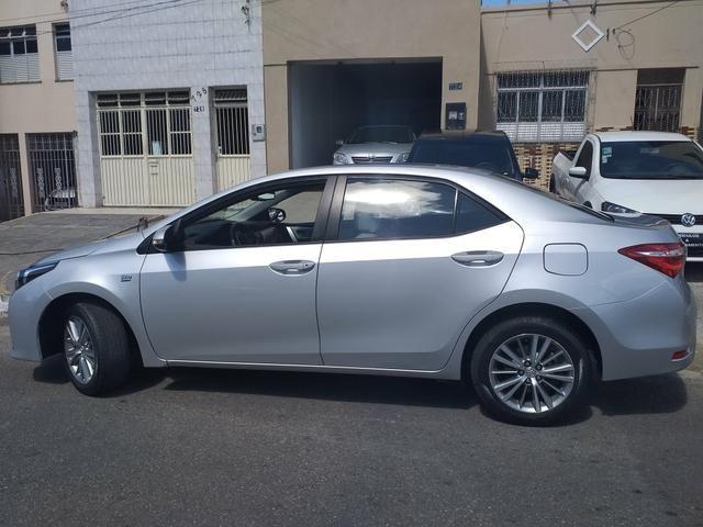 Corolla Xei 2.0 automático 2015/2015 o mais Novo de Sergipe - Foto 7