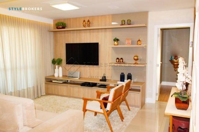 Apartamento com 3 dormitórios à venda, 194 m² por R$ 1.650.000,00 - Duque de Caxias II - C - Foto 2
