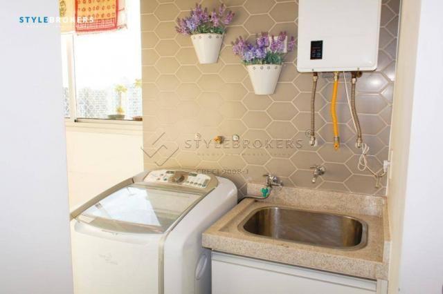 Apartamento com 3 dormitórios à venda, 194 m² por R$ 1.650.000,00 - Duque de Caxias II - C - Foto 5