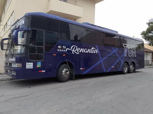 Busscar 360 Scania