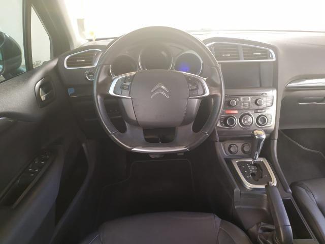 C4 Lounge 2014 - Citroën - Foto 14