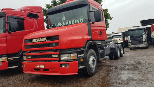 Scania T 114 99