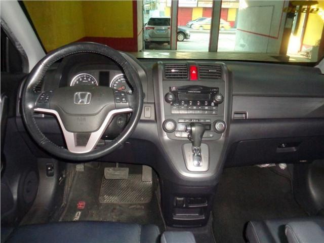 Honda Crv 2.0 exl 4x4 16v gasolina 4p automático - Foto 13