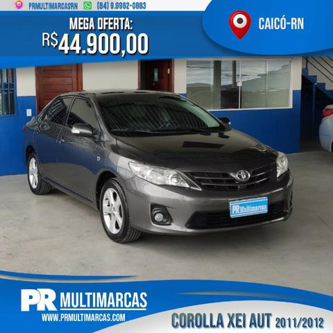 Corolla Xei AT 2.0 2012