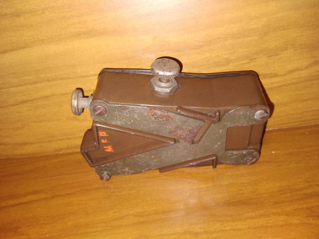 Rádio da segunda guerra mundial mate in usa - Foto 3