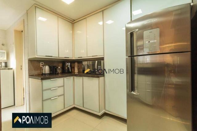 Casa com 3 dormitórios para alugar, 256 m² por R$ 3.000,00/mês - Vila Jardim - Porto Alegr - Foto 9