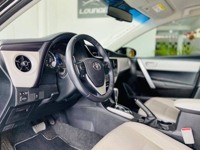 COROLLA 2017/2018 2.0 XEI 16V FLEX 4P AUTOMÁTICO - Foto 8