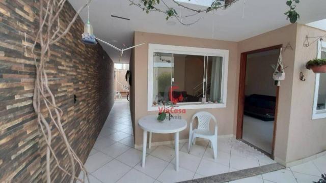 Casa com 3 Suítes a 50 m da praia - Foto 10