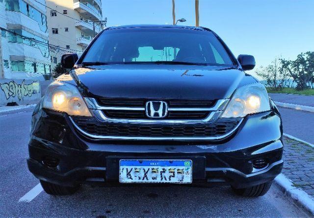 Honda CR-V LX 2010/2010 - IPVA 2020 PG - GNV G5 - Oportunidade