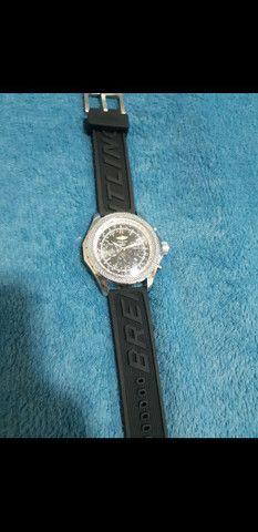 Relógio Breitling for Bentley Automático Pulseira de borracha - Foto 6