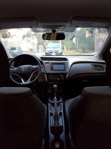 Honda City Sedã LX 1.5 FLEX 16V 4P AUT. + Kit Multimídia + Câmera de ré - Foto 2