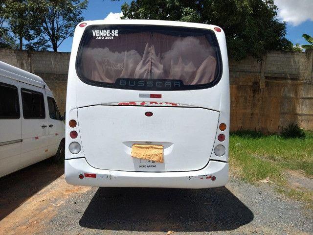 Micro ônibus VW Busscar Micruss