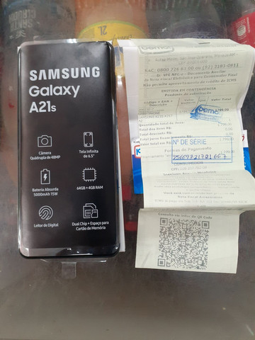 Samsung Galaxy A21s  - Foto 3