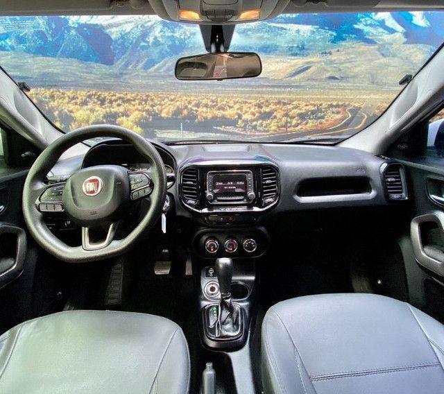 Vendo Fiat Toro freedom 1.8 automático - Foto 6