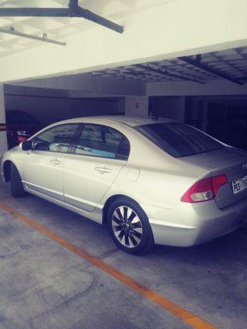 Civic LXL versão top de linha, carro esta novo! - Foto 4
