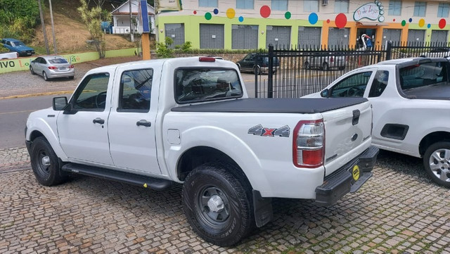 Ranger 3.0 XL 4x4 2012 Diesel Completa - Foto 4
