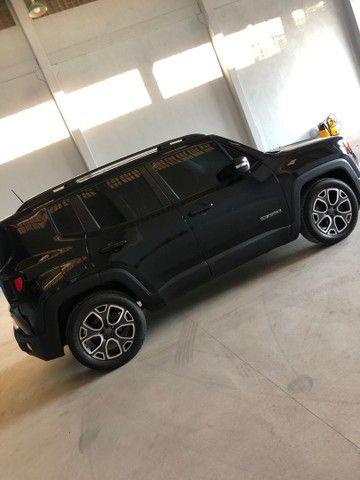 Jeep Renegade Longitude 2018 muito novo  - Foto 4