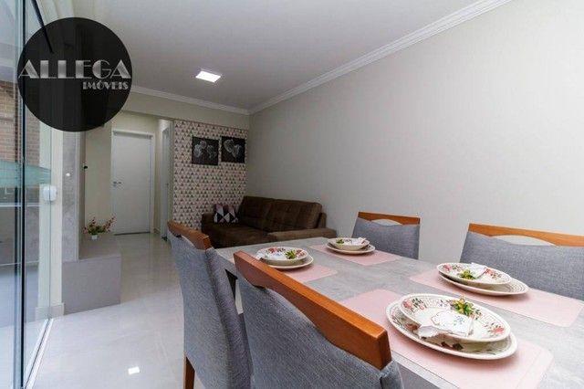Apartamento com 2 dormitórios à venda, 59 m² por R$ 364.000,00 - Fanny - Curitiba/PR - Foto 8