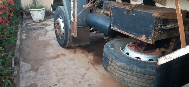 Ford Cargo 2622 Traçado Caçamba - Foto 10