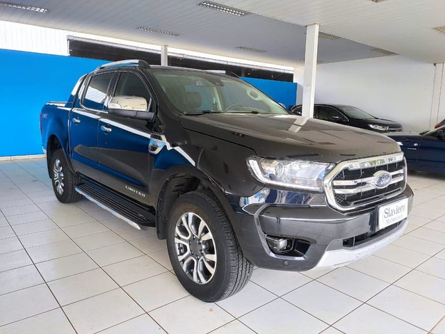 FORD RANGER LIMITED CABINE DUPLA 4A32C - Foto 3