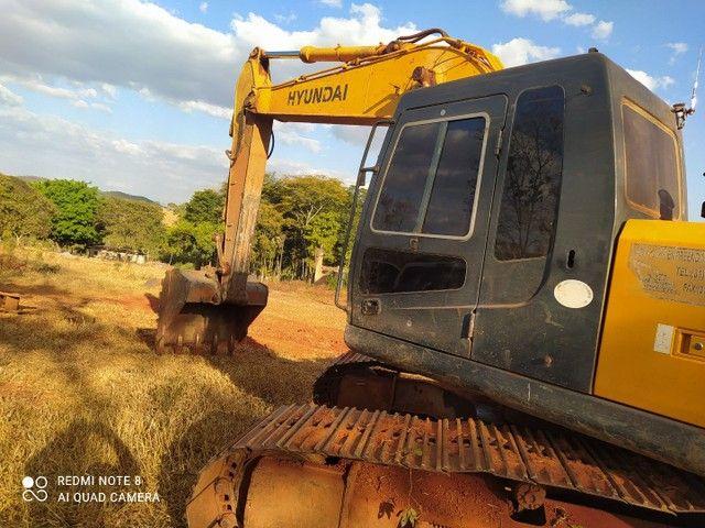 Escavadeira Hyundai LC 7 210 - Foto 2