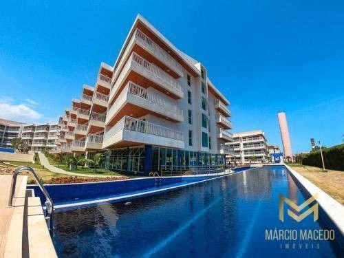 Apartamento com 3 quartos à venda por R$ 460.000 - Porto das Dunas - Aquiraz/CE - Foto 12