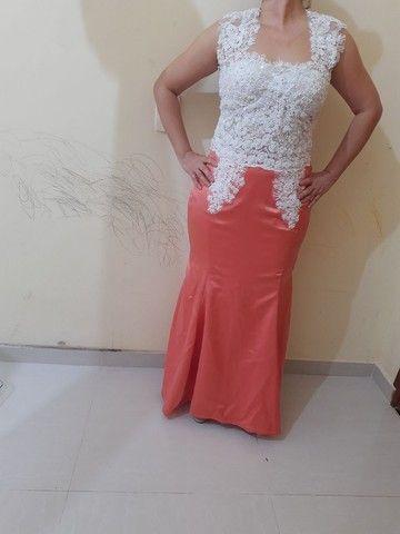 Vestido de festa (luxo)