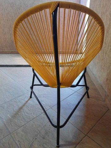 Vendo cadeira Acapulco nova - Foto 3