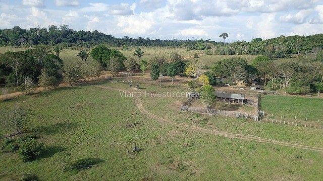 Fazenda proximo ao Rio Preto candeias - Foto 4