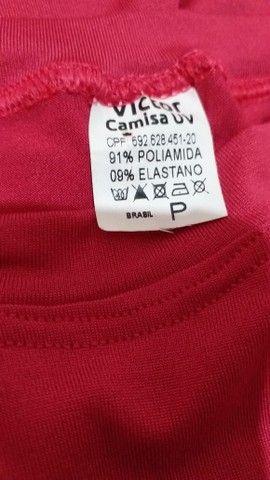 Cinto, Sutiã e Camisa Uv Seminovos - Foto 4
