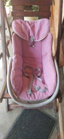 Bebê conforto pouco usado