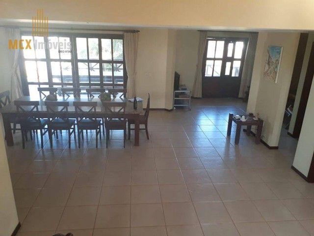 Casa com 5 dormitórios à venda, 380 m² por R$ 950.000,00 - Porto das Dunas - Aquiraz/CE - Foto 4