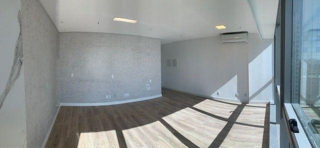 Sala comercial impecável no Trend Office Av. Ipiranga