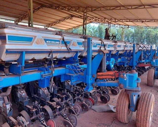 Trator Plantadeira  New holland sol tt 40R - Foto 2