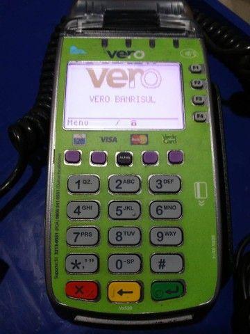 Máquina De Cartão Vero