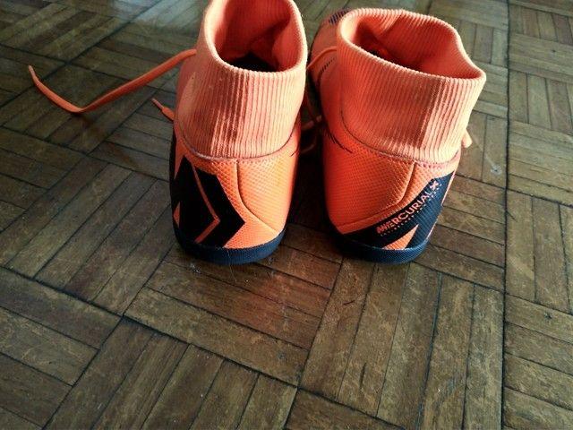 Chuteira de futsal Nike Mercurial zero - Foto 3